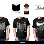 Mood T-Shirt Ballantines Staff