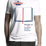 T-Shirt Moleskine Pernod